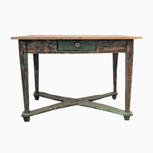 Tavolo vintage da casa di campagna