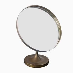 Swedish Bronze Mirror, 1940s