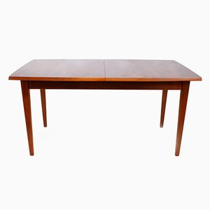 Mid-Century Rosewood & Teak Dining Table, 1970s