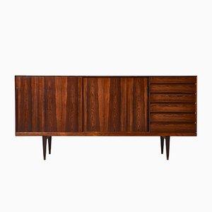 Vintage Rosewood Sideboard by Henry Rosengren Hansen for Brande Møbelindustri