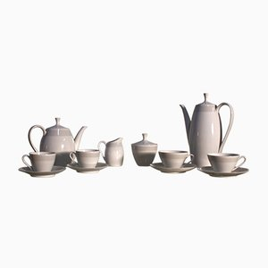 Tea and Coffee Set by Loeffelhardt for Arzberg
