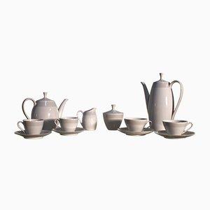 Tee- und Kaffeeservice von Loeffelhardt für Arzberg