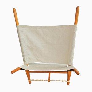 Chaise Saw Vintage par Ole Gjerlov-Knudsen pour Cado