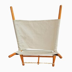 Vintage Saw Chair by Ole Gjerlov-Knudsen for Cado