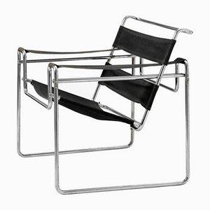Chaise Modèle B3 Wassiy Vintage par Marcel Breuer pour Thonet-Mundus