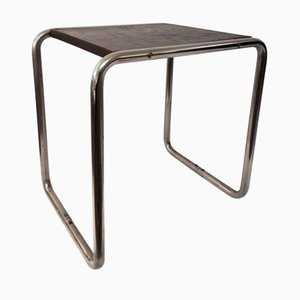 Mid-Century Bauhaus B9 Table by Marcel Breuer for Standardmöbel GmbH Berlin, 1927