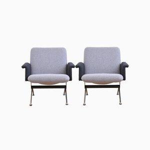 1432 Sessel von A.R. Cordemeyer für Gispen, 1961, 2er Set