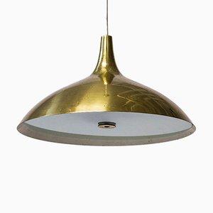 Lampe à Suspension Modèle J1965 par Paavo Tynell pour Taito Oy, 1940s