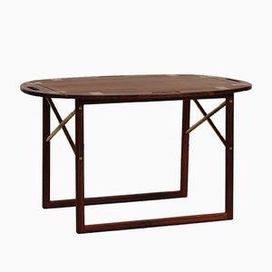 Table Basse en Palissandre par Svend Langkilde, Danemark, 1960s