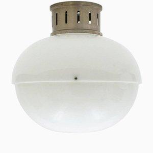 Lampada da soffitto nr. 4001/5 di Anna Monti & Gianemilio Piero per Kartell, anni '60