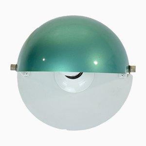 Lámpara vintage con pantalla ajustable, años 70