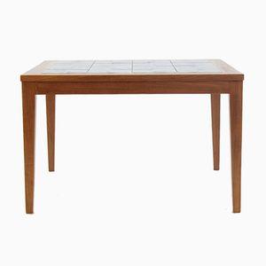 Table Basse Mid-Century en Teck, 1960s