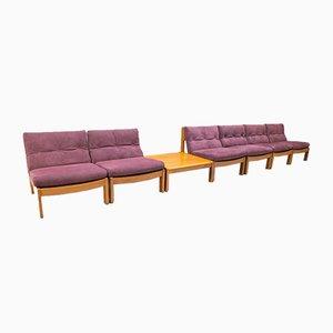 Modulare Mid-Century Sitzgruppe, 1960er