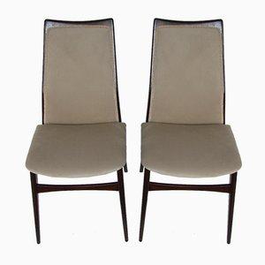 Armlehnstühle von Benze Sitzmobel, 1960er, 2er Set