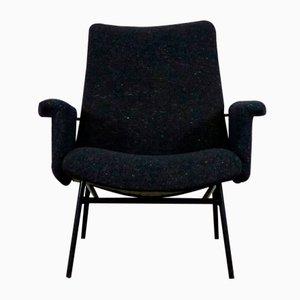 Französischer Mid-Century SK660 Sessel aus Skai von Pierre Guariche für Steiner, 1950er