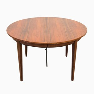 Extendable Rosewood Dining Table, 1962