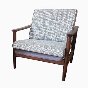 Mid-Century Armchair by Edmund Homa, 1960s
