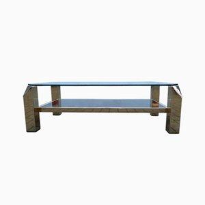 Table Basse de Belgo Chrom/Dewulf Selection, 1970s