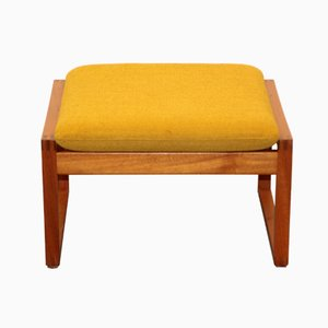 Model 2248 Footstool by Borge Mogensen for Fredericia, 1980s