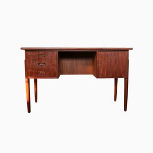 Vintage Desk in Teak, 1960s