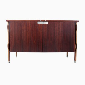 Rosewood Taormina Credenza by Ico and Luisa Parisi for MIM, 1958