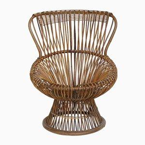 Vintage Margherita Lounge Chair by Franco Albini for Pierantonio Bonacina