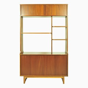 Teak Room Divider or Shelving Unit, 1960s