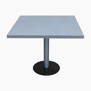 Tavolo quadrato Kroma vintage di Antonia Astori per Driade