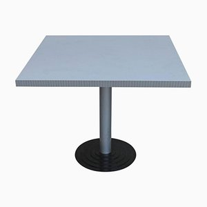 Vintage Square-Shaped Kroma Table by Antonia Astori for Driade