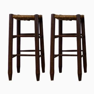 Mid-Century Bar Stools, 1960s, Set of 2