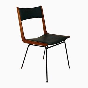 Silla boomerang italiana de Carlo de Carli, años 50