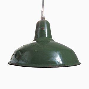 Industrial Pendant Light, 1950s