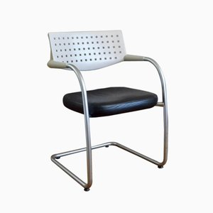 Visavis Chair by Antonio Citterio & Glen Oliver Loew for Vitra
