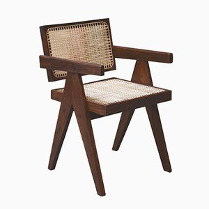 Mid-Century Office Chair by Pierre Jeanneret