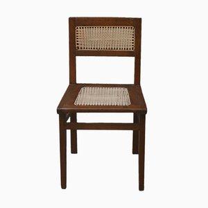 Sedia di Pierre Jeanneret, India, anni '50