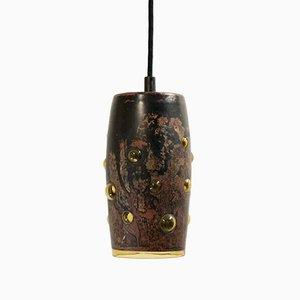 Lámpara colgante holandesa de Nanny Still Mckinney para Philips, años 70