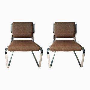 Chaises d'Appoint d'Atal, 1970s, Set de 2