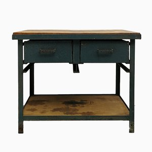 Vintage German Workbench