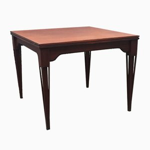 Mid-Century Italian Extendable Dining Table from Fratelli Proserpio