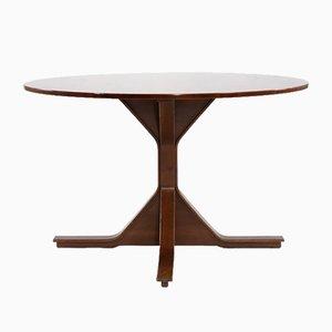 Tavolo da pranzo di Gianfranco Frattini per Bernini, anni '60