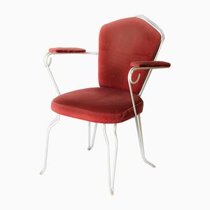 Mid-Century French Armchair, 1960s