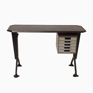 Kleiner Arco Schreibtisch von Studio BBPR für Olivetti, 1960er