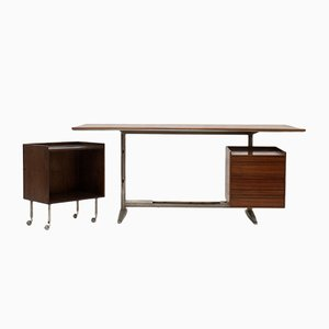 Desk by Gio Ponti for Rima Padova, 1961