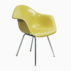 DAX Fiberglass Armchair by Charles & Ray Eames for Vitra, 1977