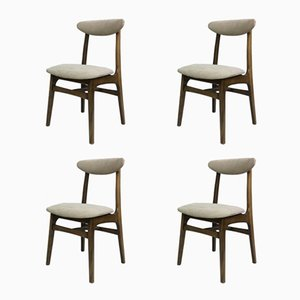 Chairs by Rajmund Teofil Halas for Paczkow, 1960s, Set of 4