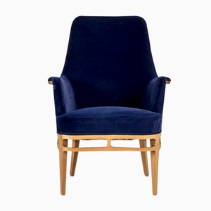 Mid-Century Lounge Chair by Carl-Axel Acking for Nordiska Kompaniet