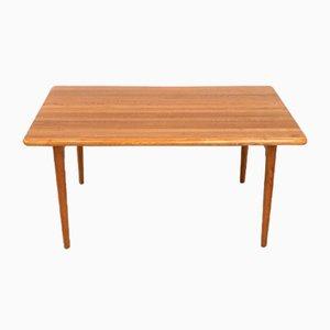 Tavolo da pranzo modello 24D vintage in quercia di Niels Otto Møller