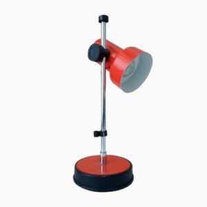 Lámpara de mesa vintage de Veneta Lumi, años 70