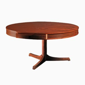 English Rosewood Side Table by Robert Heritage for Archie Shine, 1960s