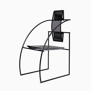 Vintage Quinta Stuhl von Mario Botta für Alias